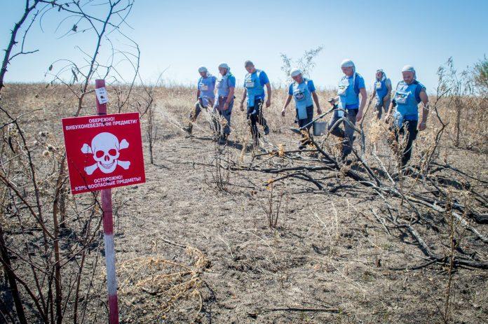 L'Algérie signale le nombre de victimes des mines terrestres du colonialisme français