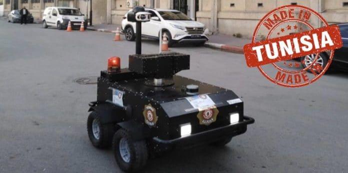La Tunisie utilise des robots pour faire respecter le confinement - VIDEO