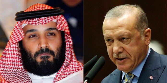 La Turquie censure les sites d'information d'actualités saoudien et émirati