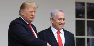 """Les États-Unis """"prêts à reconnaître"""" l'annexion par Israël de la Cisjordanie occupée"""