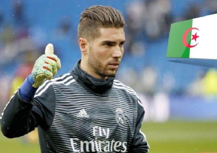 Luca Zidane, fils du champion du monde, bientôt sélectionné en équipe nationale d'Algérie ?