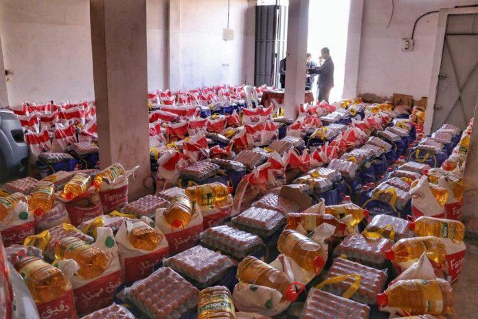 Maroc - Agadir, un site français de Coran en ligne récolte 24.000 EUR et distribue 250 sacs alimentaires pour des familles démunies en raison du confinement