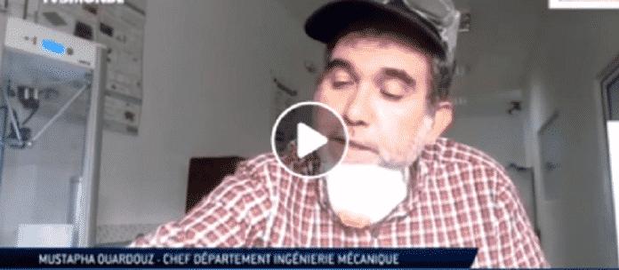 Maroc : Des ingénieurs bénévoles se mobilisent pour lutter contre la pandémie