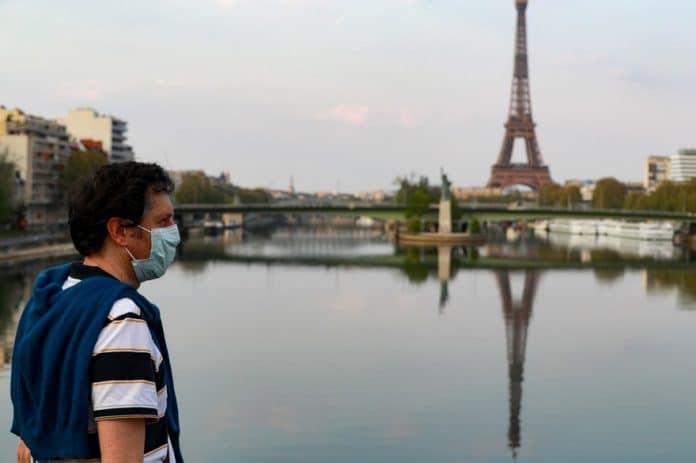 Paris - des traces du Coronavirus détectées dans l'eau non potable
