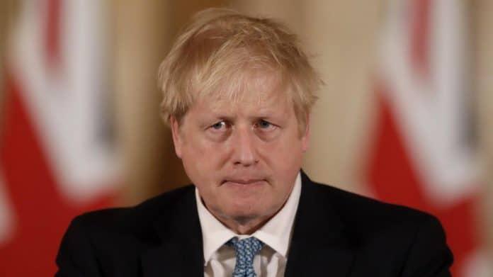 Royaume-Uni - Boris Johnson admis à l'hôpital pour des symptômes de Covid-19
