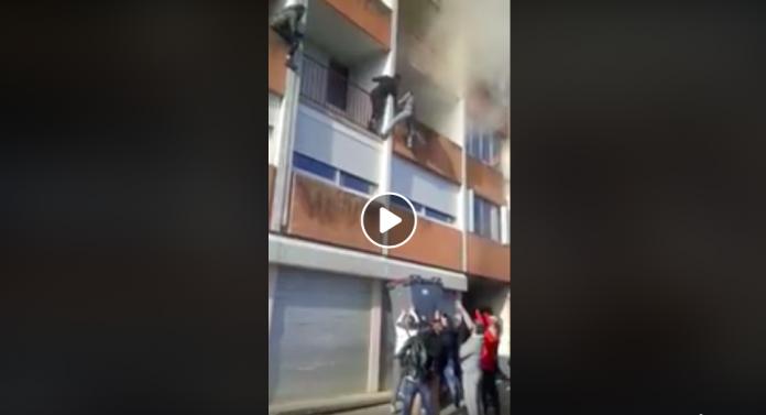 Seine-et-Marne Des jeunes de quartier sauvent des victimes d'un incendie au péril de leur vie VIDEO