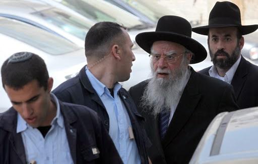 Un ancien grand rabbin israélien décède après avoir contracté un coronavirus