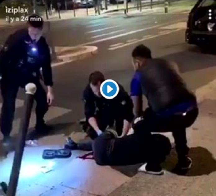 Un jeune perd sa jambe dans un accident provoqué par la police lors d'une poursuite - VIDÉO