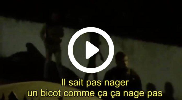 Bavure policière, violence gratuite, racisme décomplexé : la vidéo glaçante d'une interpellation fait scandale