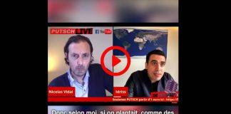 « Je rejoins le Front Populaire de Michel Onfray ! » annonce Idriss Aberkane - VIDEO
