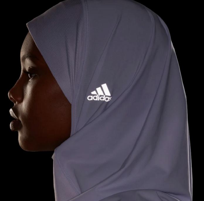 Adidas France sort son tout premier hijab sport pour femmes musulmanes