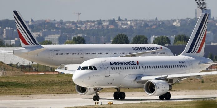 Air France annonce la reprise des vols vers le Maroc
