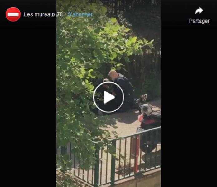 Asnières : « J'te jure, j'te pète le bras ! » menace un policier lors d'une interpellation musclée - VIDÉO