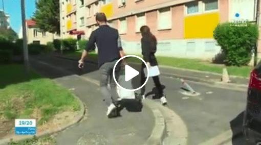 Bagnolet un collectif de jeunes citoyens se mobilisent pour aider les personnes précaires - VIDEO