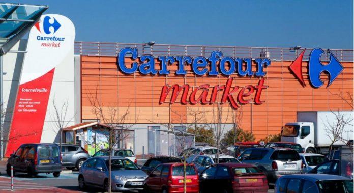 Carrefour épinglé pour vente de gels hydroalcooliques destinés aux hôpitaux et fabriqués gratuitement par LVMH