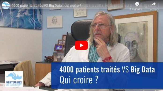 Chloroquine le professeur Raoult dénonce une «étude foireuse» - VIDEO