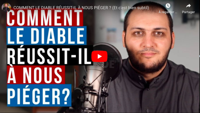 Comment le diable réussit-il à nous piéger L'imam Abdelmonaim Boussena répond à la question - VIDEO