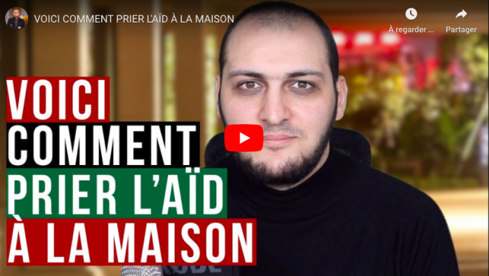 Comment prier l'Aïd à la maison ? L'imam Boussena répond à la question - VIDEO