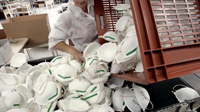 Coronavirus - en pleine pandémie l'Etat détruit un million et demi de masques sans vérifier leur conformité