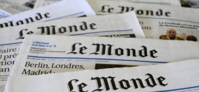 Coronavirus - le journal Le Monde accusé d'antisémitisme après avoir accablé Israël dans sa gestion de la crise (1)