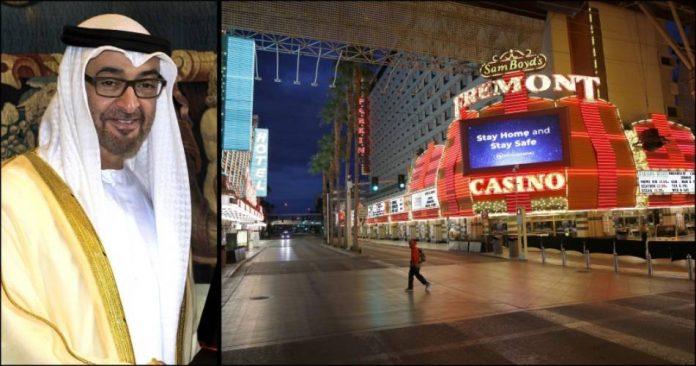 Coronavirus - les Emirats arabes unis font un don de 20 millions de dollars à la ville de Las Vegas
