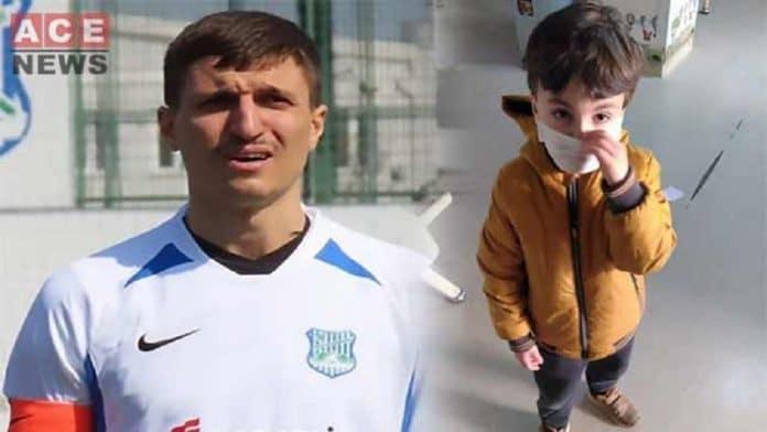 Coronavirus : un footballeur professionnel turc tue son fils atteint du Covid-19