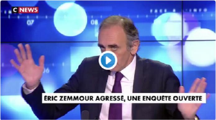Eric Zemmour : il confirme avoir reçu un appel d'Emmanuel Macron - VIDEO