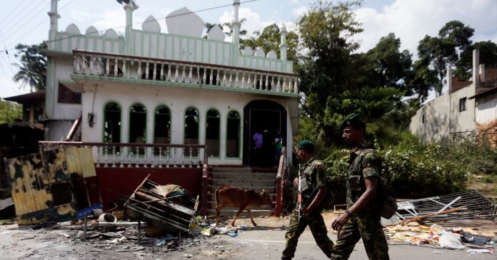 Facebook s'excuse pour son rôle dans les émeutes anti-musulmanes au Sri Lanka