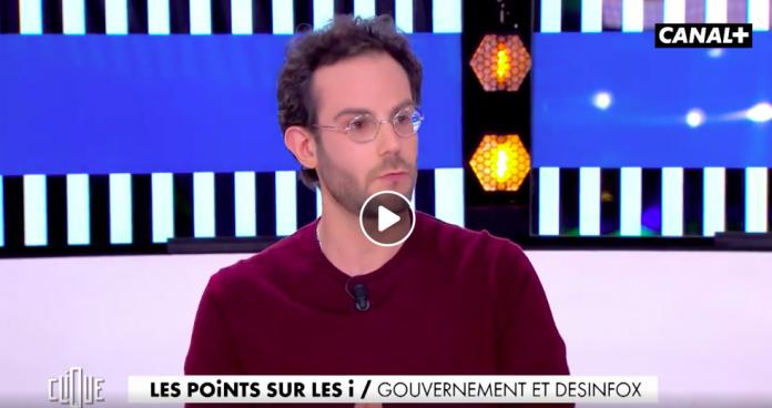 Fake news Clément Viktorovitch dénonce les mensonges honteux du gouvernement - VIDEO