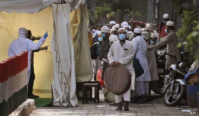 Inde : les autorités maintiennent plus de 3 000 musulmans à l'isolement depuis plus de 40 jours malgré des tests négatifs au coronavirus