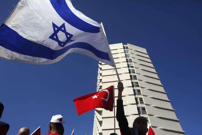 Israël cherche à renouer ses relations diplomatiques avec la Turquie