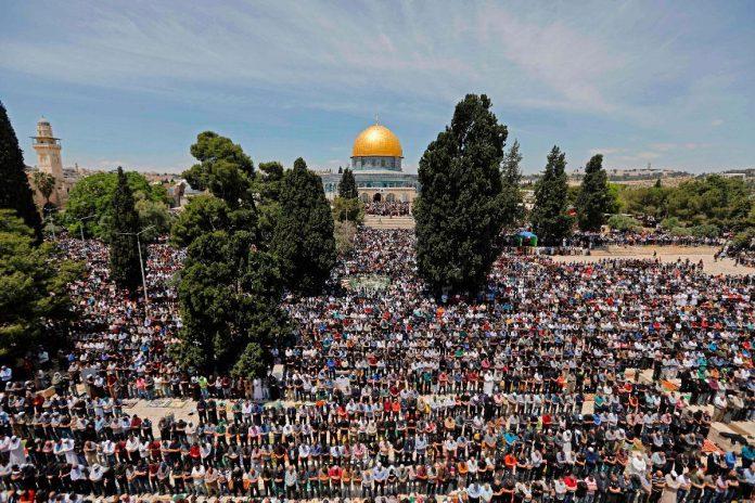 Jérusalem - la mosquée Al-Aqsa rouvrira après l'Aïd el-Fitr