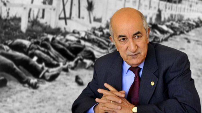 L'Algérie déclare le 8 mai «Journée nationale de la Mémoire» pour les massacres de 1945