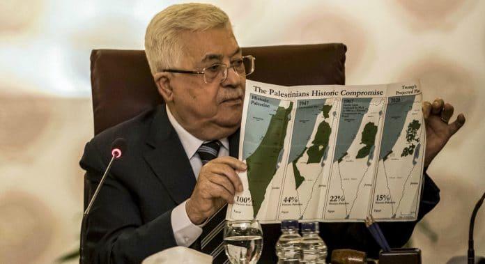 La Palestine annule tous les accords qu'elle a passés avec Israël et les États-Unis