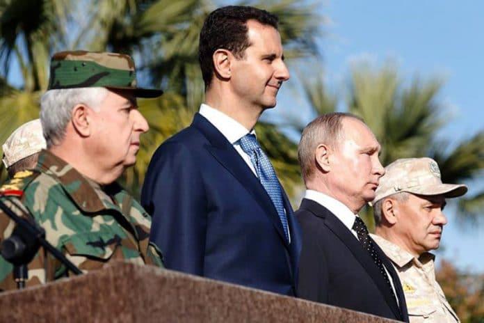 La Russie dément vouloir destituer Bachar al-Assad et confirme son soutien au régime syrien