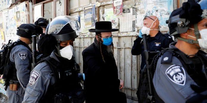 Le coronavirus a fait 60 fois plus de morts en Israël qu'en Palestine