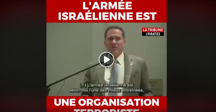 Le fils d'un célèbre général israélien explique pourquoi l'armée israélienne est une organisation terroriste - VIDEO