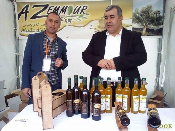 L'huile d'olive Algérienne sacrée championne du monde à Paris