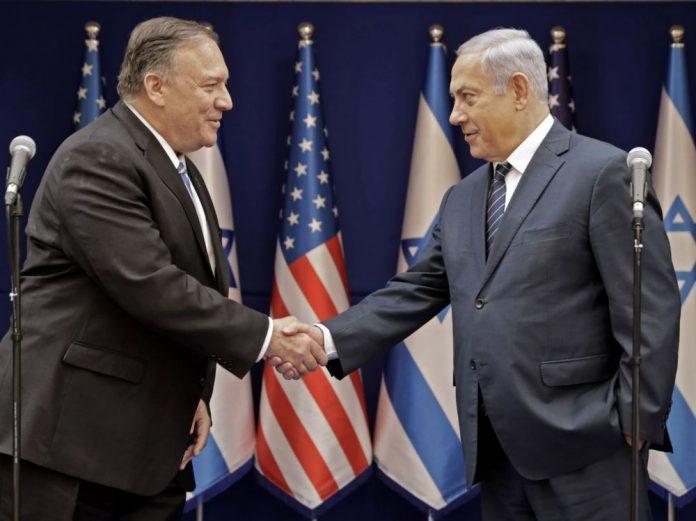 Mike Pompeo donne le feu vert à Israël pour annexer des terres en Cisjordanie