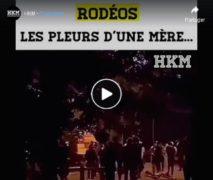 Montigny-lès-Cormeilles : les cris effroyables de la mère de Kamil après la mort de son jeune fils - VIDEO