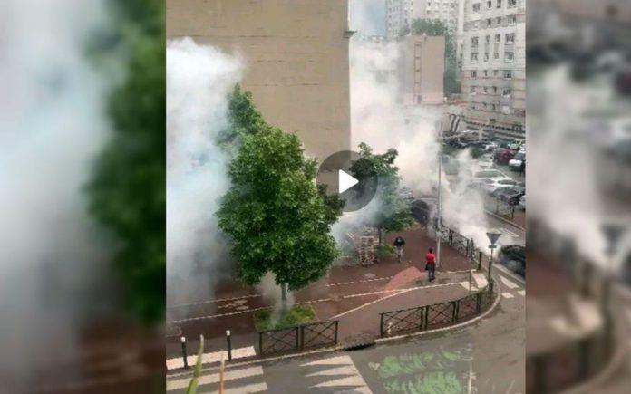 Nanterre - des policiers font usage de bombes lacrymogènes provoquant un incendie, le maire demande l'ouverture d'une enquête