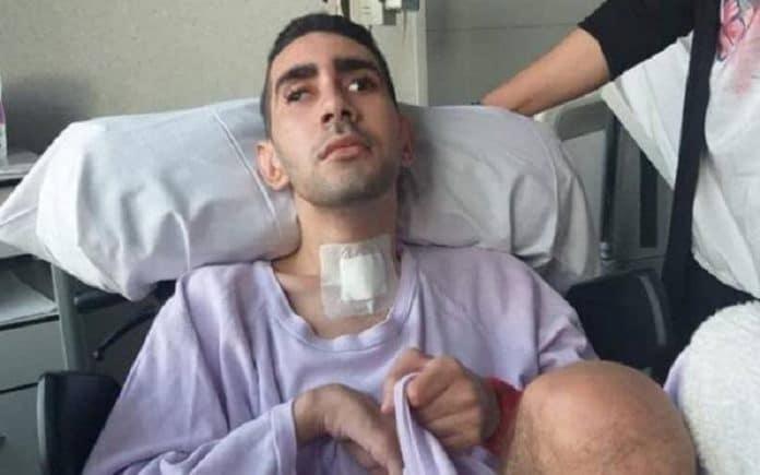 Otman, un étudiant marocain installé en Belgique, reçoit une gifle et finit handicapé