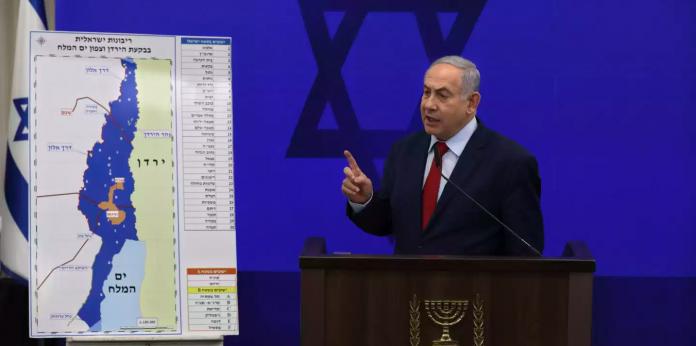 Palestine : Netanyahu et les colons se préparent à annexer la Cisjordanie et « appliquer la loi israélienne »