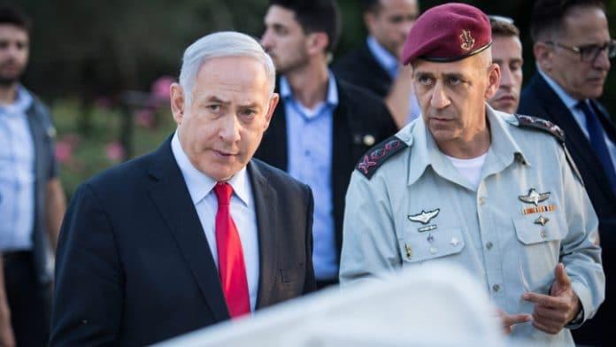 Plan d'annexion - le chef de l'armée israélienne alerte sur la possibilité de violences dans les territoires occupés