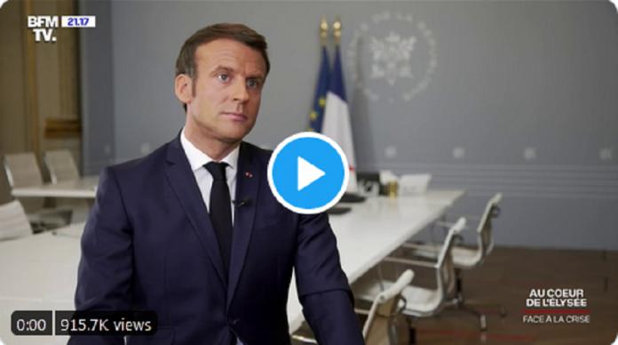 Polémique après la déclaration de Macron sur BFM TV :