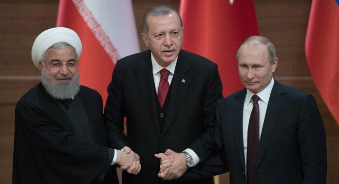 Syrie - la Russie, la Turquie et l'Iran conviennent d'un accord pour destituer Bachar al-Assad