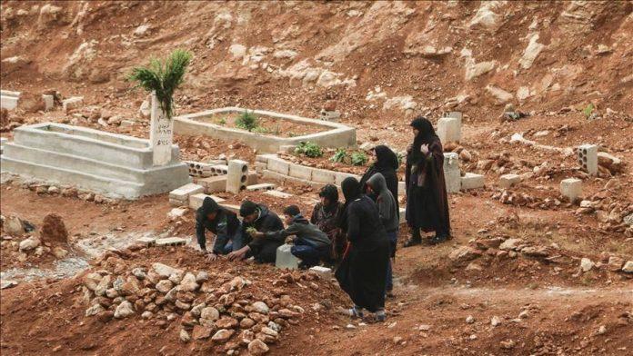 Syrie - la tombe du calife omeyyade, descendant d'Omar ibn al-Khattab, profanée par des milices - VIDEO