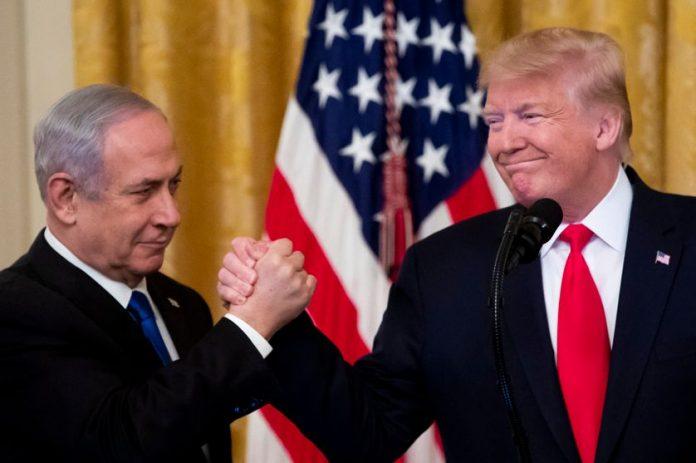 Trump ne va pas simplement autoriser Netanyahu à annexer la Cisjordanie, il va l'y