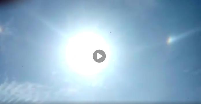 Un phénomène très rare illumine le ciel en Côte d'Ivoire, les habitants parlent de miracle - VIDEO