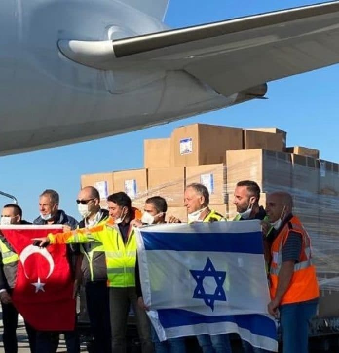 Un transporteur israélien assurera des vols cargo vers la Turquie pour la première fois en dix ans